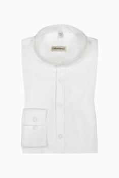 Gottseidank Herren Hemd Lenz 596 weiß
