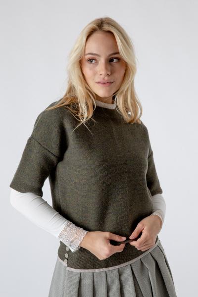 Pullover Ella olive