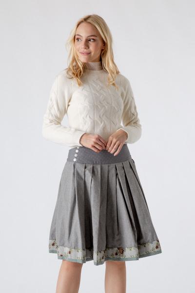 Pullover Elena ivory