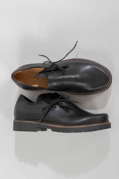 Dirndl & Bua Herren Schuhe 6056 Paniolo schwarz