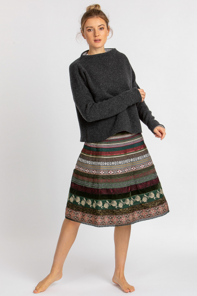 Stapf Pullover Nicoletta dunkelgrau