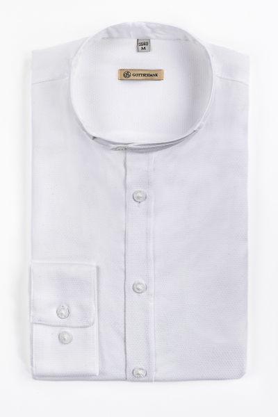 Gottseidank Hemd Lenz H33 naturweiß
