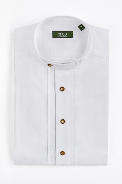 Arido Stehkragenhemd 29068877-00 weiß