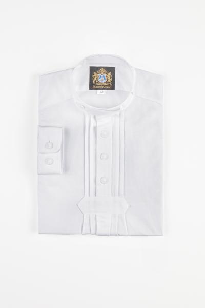 Hammerschmid Kinder Hemd 10902 weiß