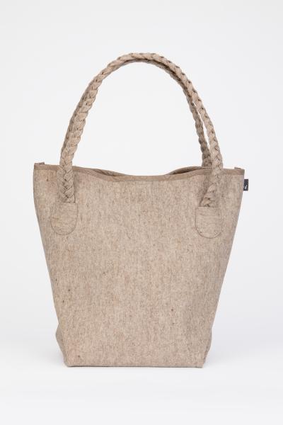 Taschen fürs Leben Shopper Betty taupe