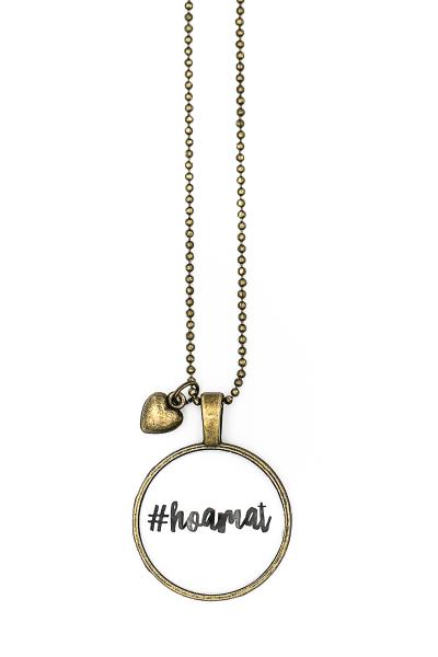 handg'macht mit Liebe Spruchkette #hoamat 244