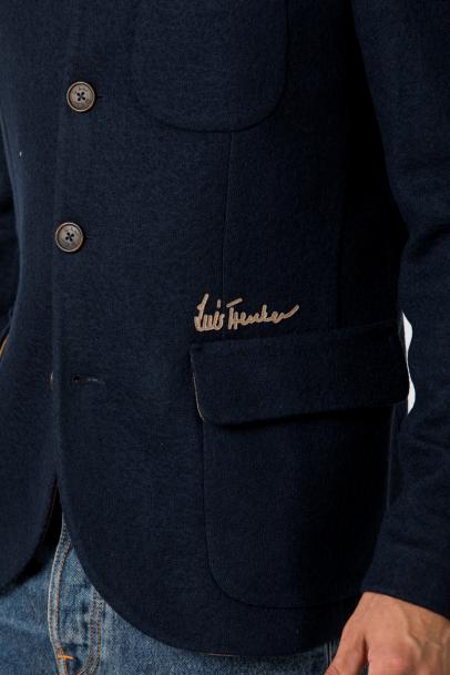 Lässiger Trachtenjanker Sandro Easywear