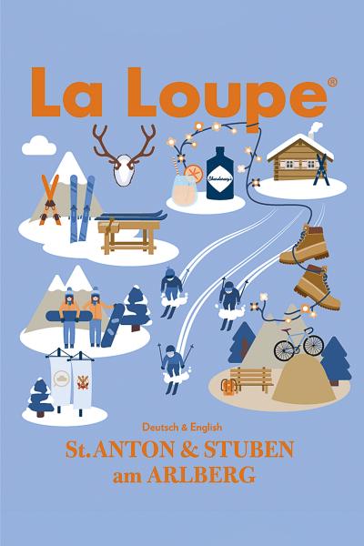 La Loupe Magazin St. Anton