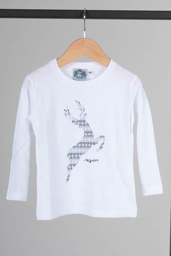 Hammerschmid Kinder Shirt Hirsch 64400