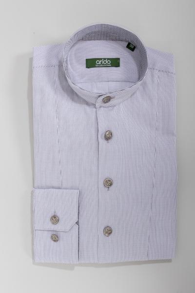Arido Trachtenhemd 2889 3317 grau