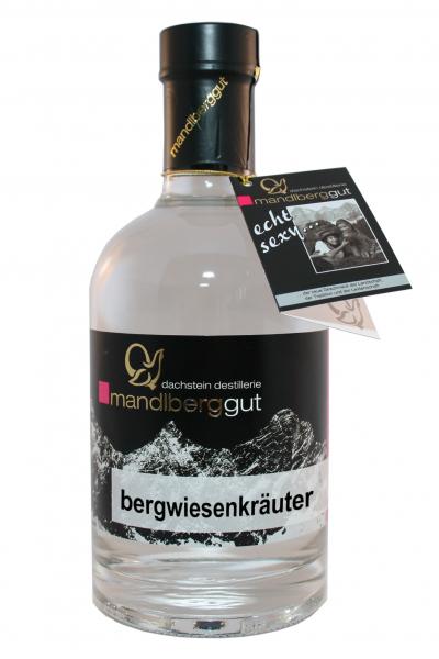 Mandlberggut Schnaps Bergwiesenkräuter 200 ml