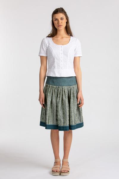 Hammerschmid Bluse Manuela 3101 weiß