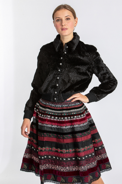 Gottseidank Damen Bomberjacke Gitti A000515-999 schwarz