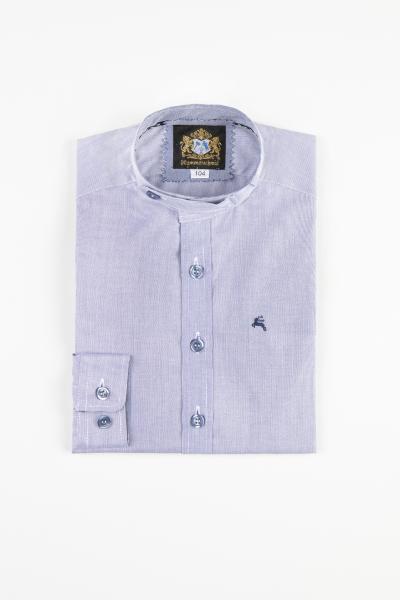 Hammerschmid Kinder Hemd 1915 blau