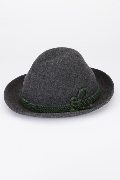 Breiter Herren Hut Werdenfels WMI 4-9Z grau