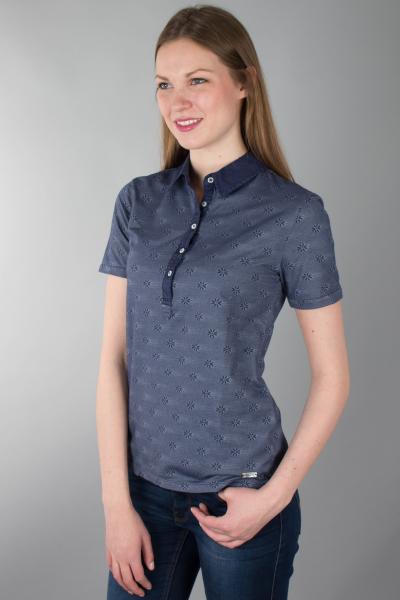 Luis Trenker Damen Polo Shirt MURA 5900