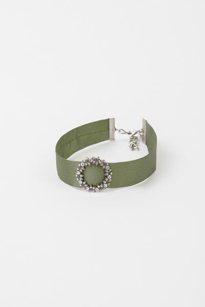 Seenberg Seidenband S100304 hellgrün