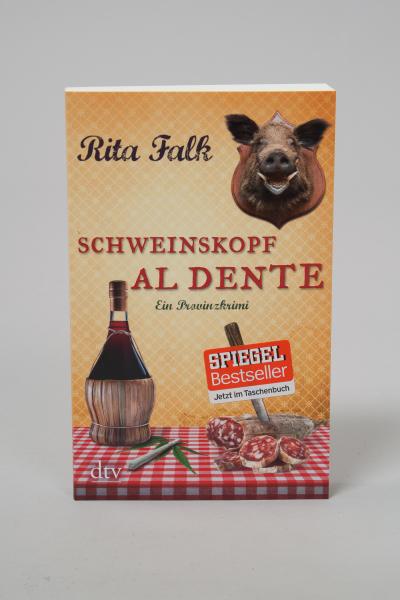 Schweinskopf al Dente Rita Falk