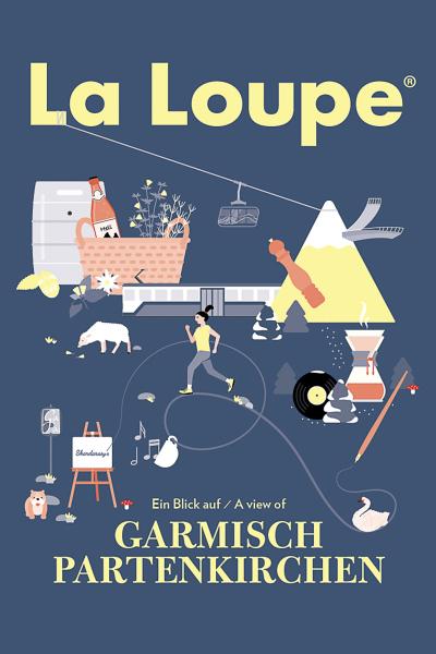 La Loupe Magazin Garmisch