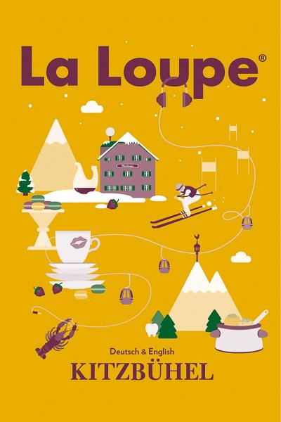 La Loupe Magazin Kitzbühl