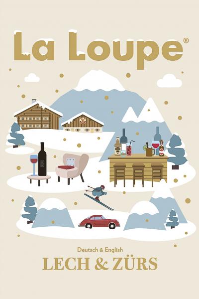 La Loupe Magazin Lech & Zürs