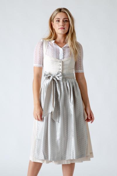 Hochzeitsdirndl Josephine creamy dove